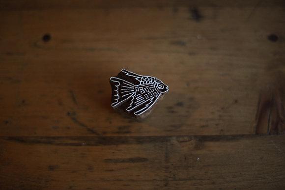 Stamp - Exotic Fish