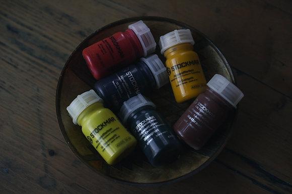 Stockmar Watercolour Liquid Paints - Complementary Colours