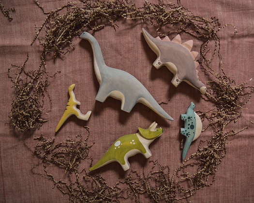 Magnetic Dinosaurs Set