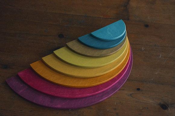 Dusk Semi Circles - Atelier Mahaut