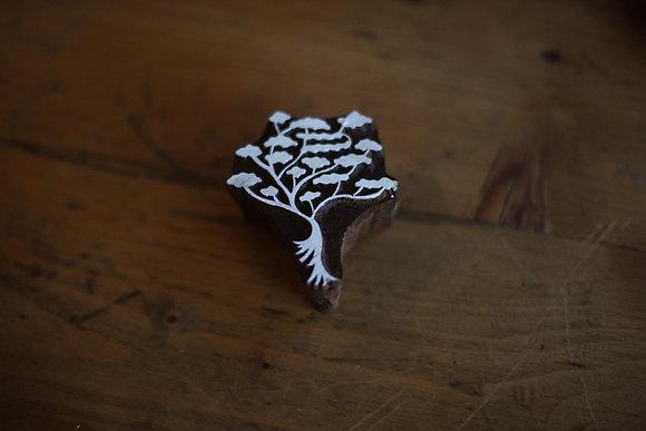 Stamp - Cloud Tree