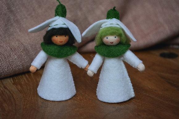 Ambrosius Snowdrop Fairies