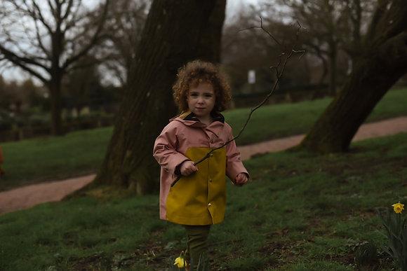 Anorak Raincoat - Faire Child