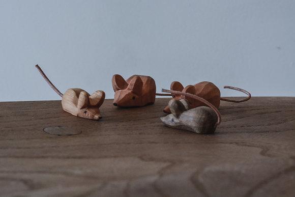 Mouse - Predan Wooden Toys