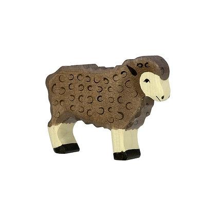Black Standing Sheep - Holztiger