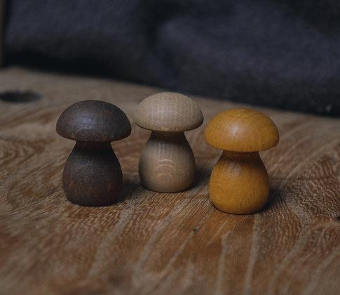 Grapat Mandala Mushrooms