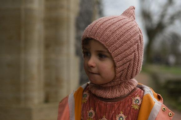 Pixie Baklava Hat  - Merino Wool (4 colours)