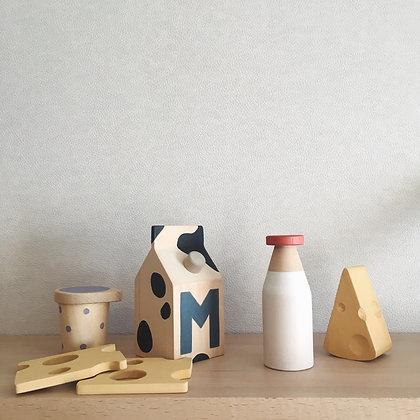 Dairy Set