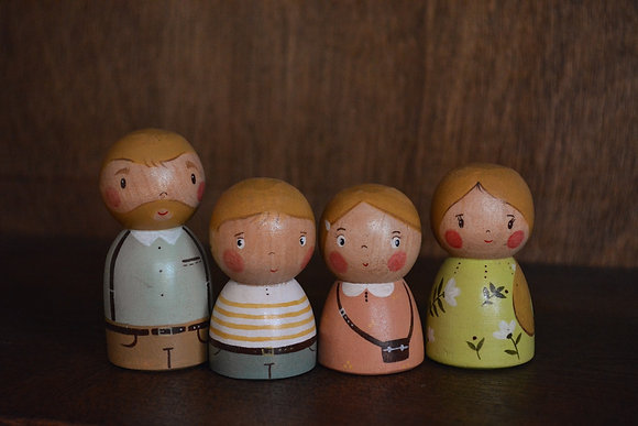 Family 2 - Little People