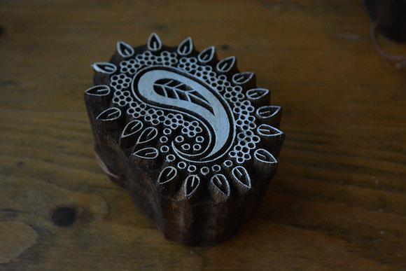 Stamp - Paisley