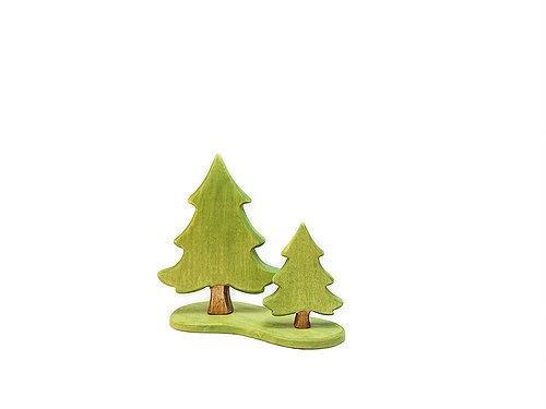 Fir Trees - Brin d'Ours