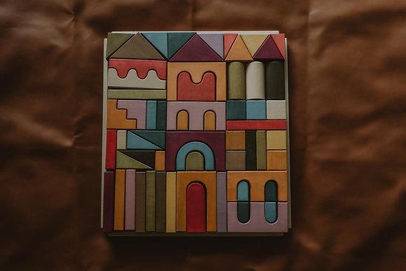 Cinque Terre Block Set - Atelier Mahaut