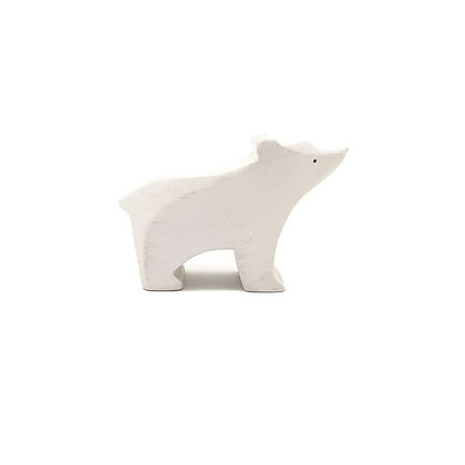 Standing Polar Bear Cub - Brin d'Ours