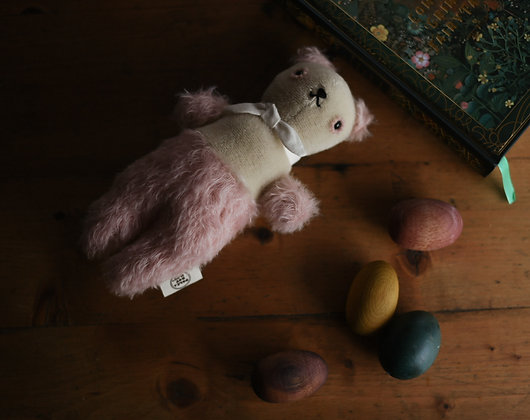 PDC Bear in Pink - The Polkadot Club