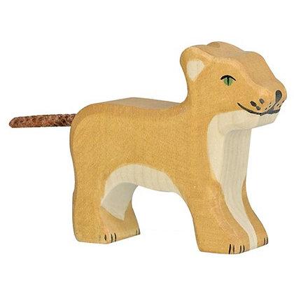 Small Lion - Holztiger
