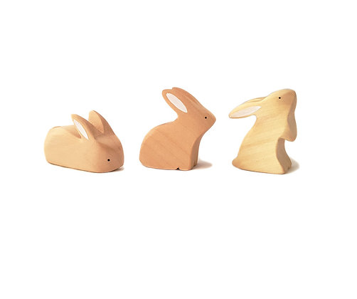 Natural Rabbits - Brin d'Ours