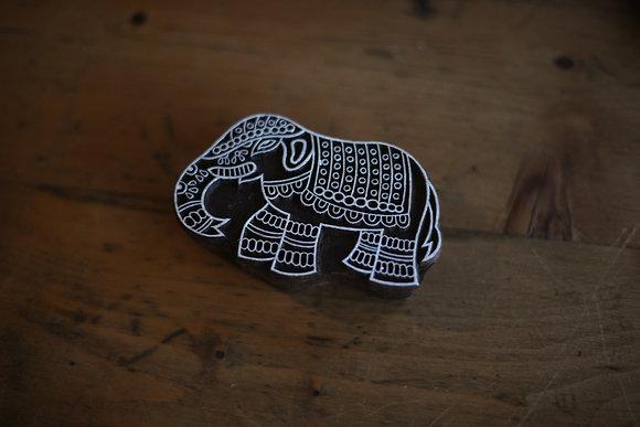 Stamp - Elephant