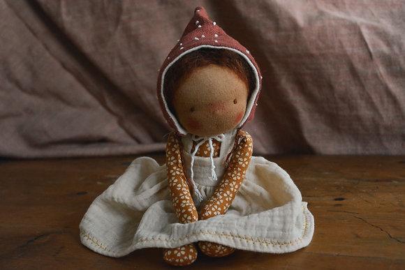 Lilalune Waldorf Dolls - 25cm Olive