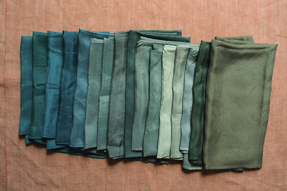 Play Silks Green Shades