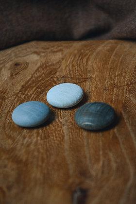 Grapat Mandala Grey Stones