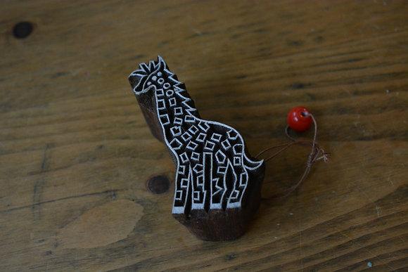 Stamp - Giraffe