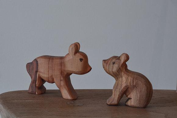Baby bears - Predan Wooden Toys
