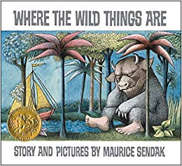 Where the Wild Things Are (by Maurice Sendak). A Tribute.