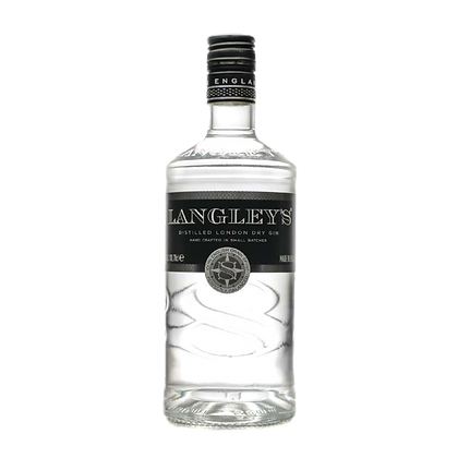 Langley's No.8 Gin