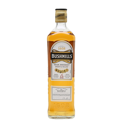 Bushmill's Irish Whisky