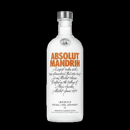 Absolut Mandrin (75cl)