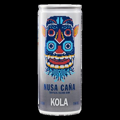 Nusa Cana Kola & Asian Lime Soda (4s)