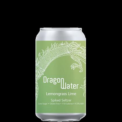 Dragon Water - Lemongrass & Lime (24s)