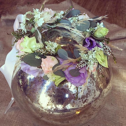 Princess perfect #flowercrown #summerweddings #flowergirl #mountainbride #mammothweddings #pampasgra