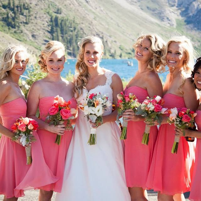 #mammothstories #mammothweddings #mammothflorist #convictlakeresort #coralfloral