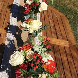 #mammothbridal #antique #rustic #doubleeagleresort #brides #fallwedding