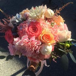Another triple wedding weekend at Red Lily! #mammothweddings #mammothstories #convictlake #coralwedd