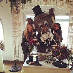 #mammothmountain #littleeagle #wedding #mountainwedding #weddingexpo #woolymammoth #mammothstories #