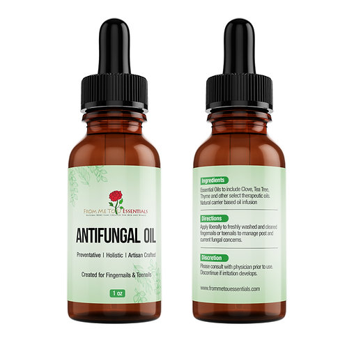 Anti-Fungal Oil w/Dropper Top