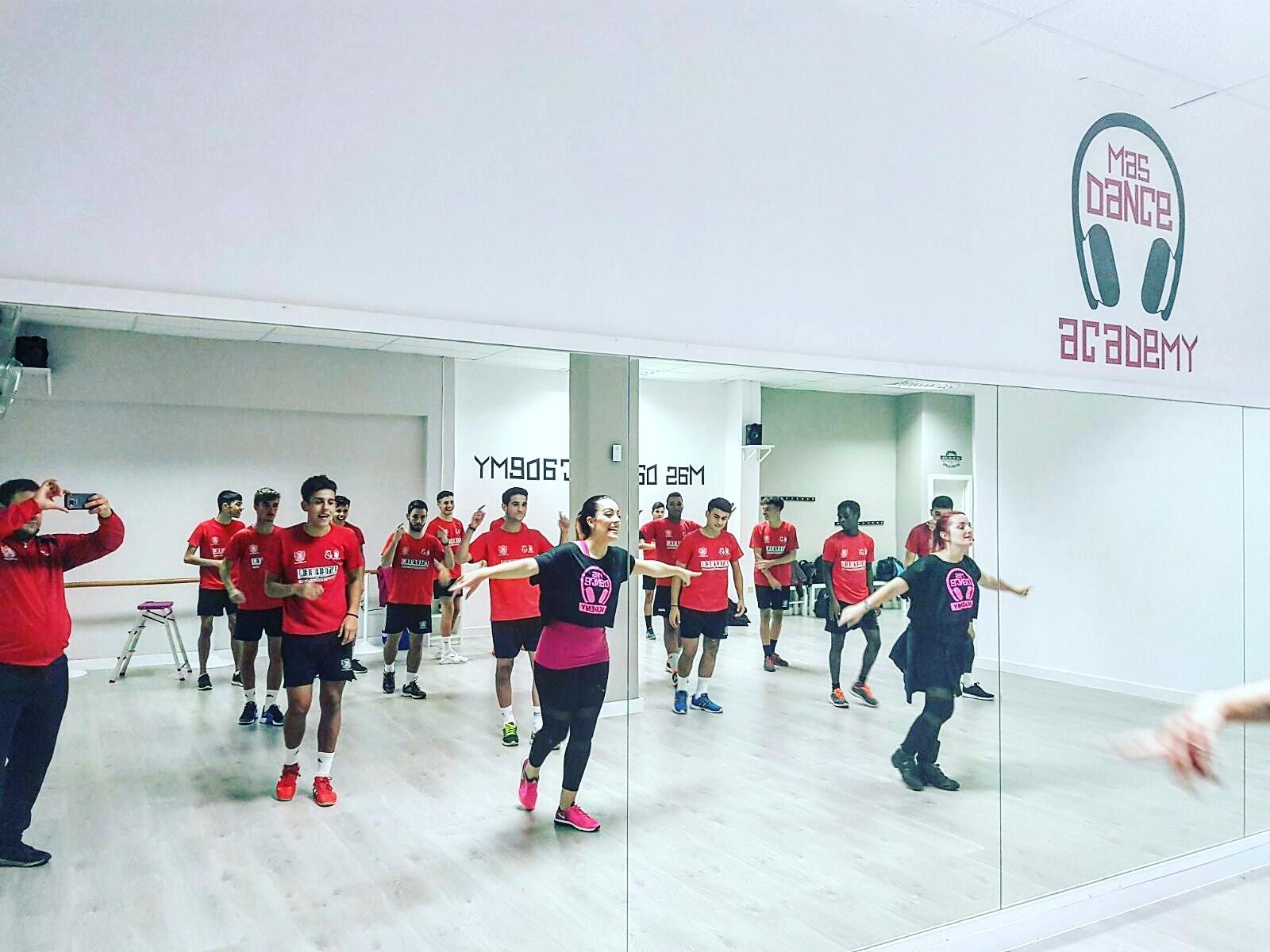 Danza Fitness con el Herbania
