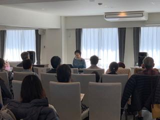 カノンカフェ一周年記念イベント 下成佐登子ライブ&トークを行いました。