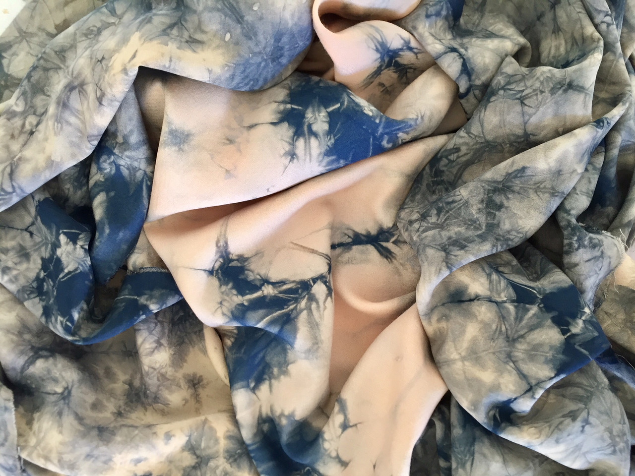 textil shibori