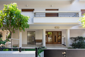LIFSHITZ HOUSE