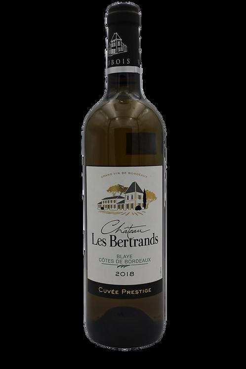 Château Les Bertrands, Cuvée Prestige