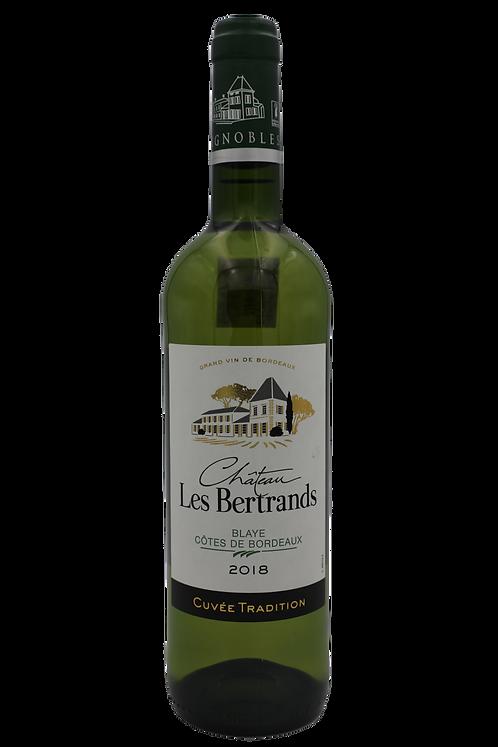 Les Bertrands, Cuvée Tradition blanc