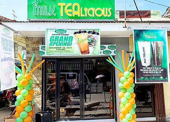 Food - Milk Tea Franchise Philippines, Milktealicious Franchise Fee and Investment, Milktea Franchise business