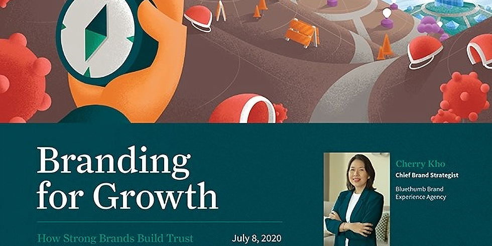 Francorp x Bluethumb: Branding for Growth - How Strong Brands Build Trust and Confidence Amidst Uncertainty