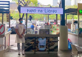 Food - Kiosk Franchise Philippines, Papel na Liempo franchise fee and investment, Liempo Chips Franchise business