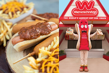 Food - Master Franchise - Restaurants & QSR Franchise Philippines, Wienerschnitzel franchise fee and investment, Hot Dog Chain Franchise business