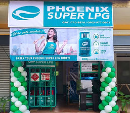 Retail - Refilling (LPG & Water) Franchise Philippines, Phoenix LPG Franchise Fee and Investment, Affordable LPG Refilling Franchise business