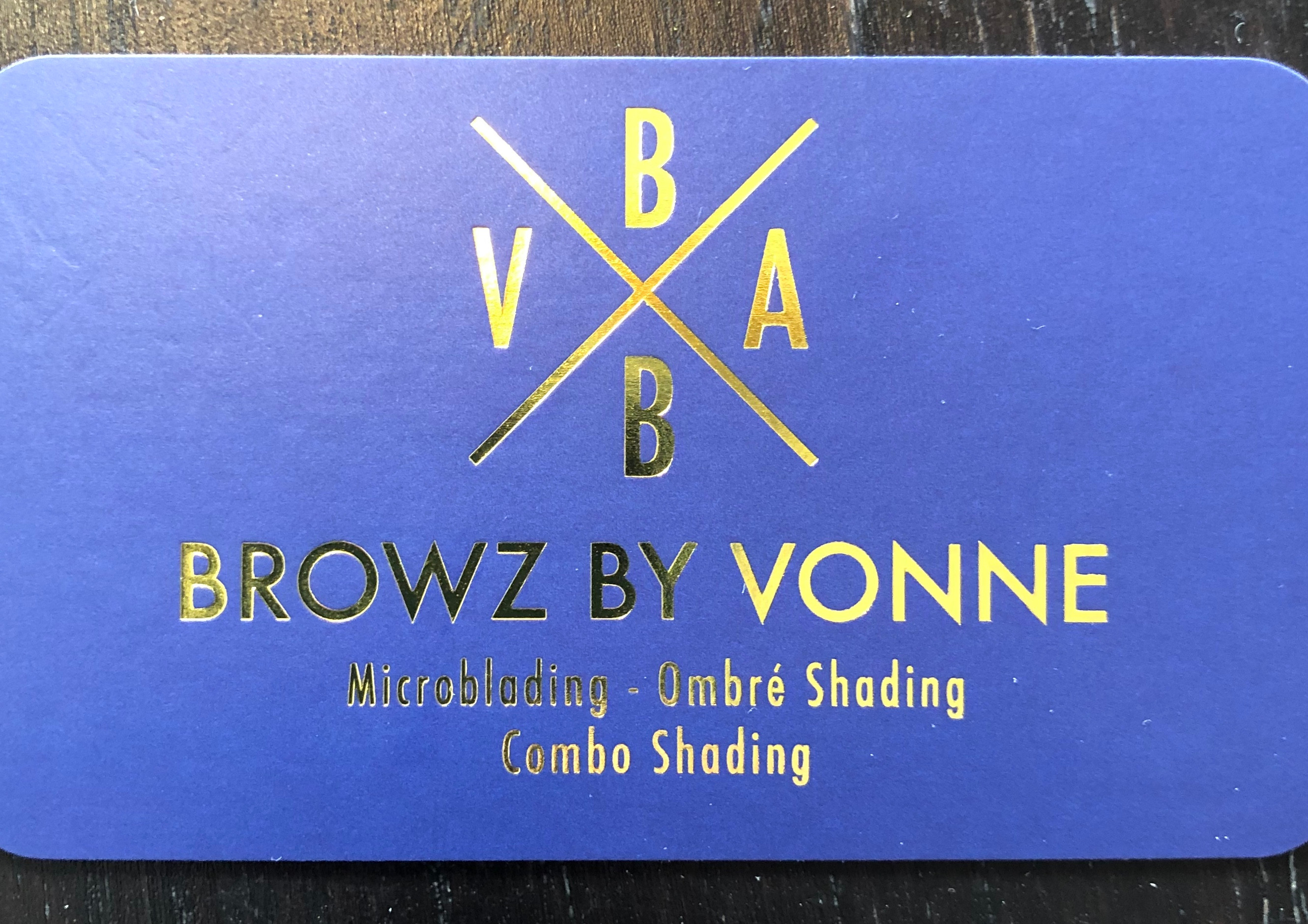 Combination Brow Touch Up